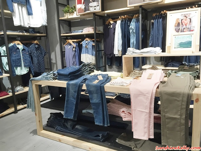 All New Levi's KEEP COOL 2015 Collection, Levi's, Levi;s KEEP COOL, Keeo Cool 2015 Collection, Levi's Malaysia