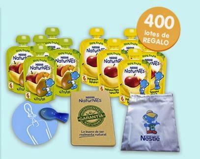 Neslté Naturnes: bolsitas de fruta