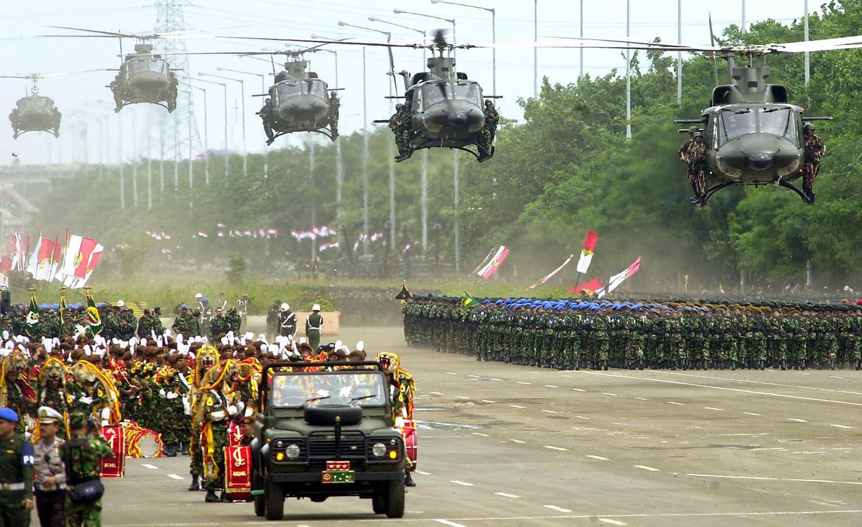 Tangkal Perkembangan ISIS, TNI Perkokoh Nasionalisme
