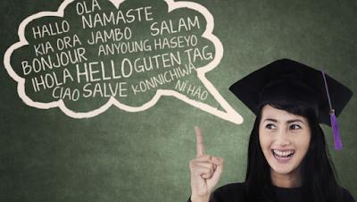 Mau Pintar Bahasa Asing Tanpa Kursus? Ini Tipsnya