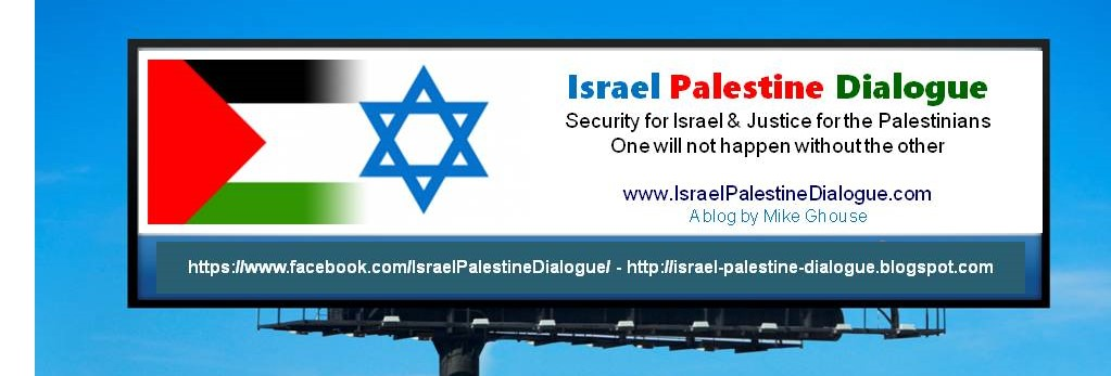 Israel Palestine Dialogue