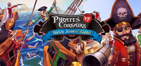 Pirates vs Corsairs Davy Jones Gold