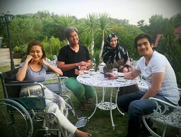 Sariyanti, Shah Jaszle, Dazrin Kamarudin, Keena Mentor, Aida Khalid