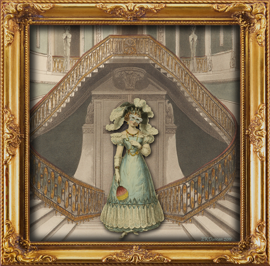 Regency: My Fanciful Muse: The Masquerade Ball
