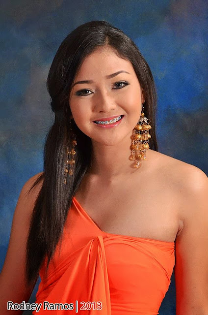 2nd runner up Norecel Mae Cortez Ybanez