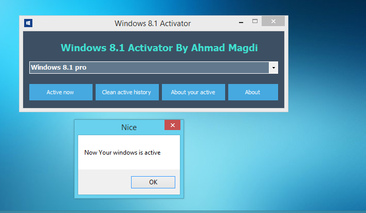 windows activator for win 8.1