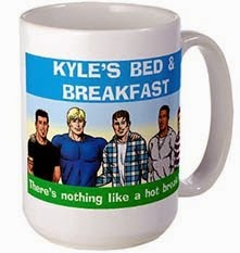 KYLE'S B&B SOUVENIR SHOP IS OPEN!!!