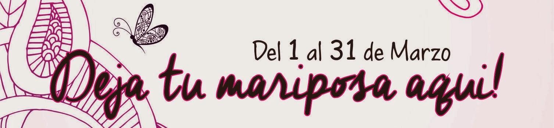 Desafío Marzo lleno de Mariposas 2014
