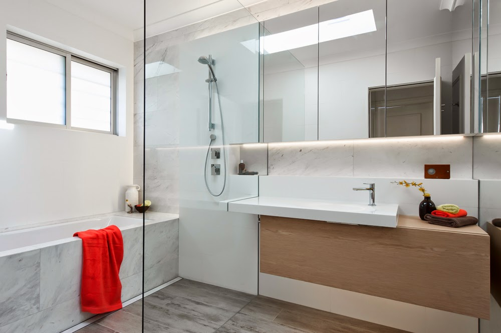 Minosa bathroom renovation vaucluse sydney for Bathroom remodelling sydney