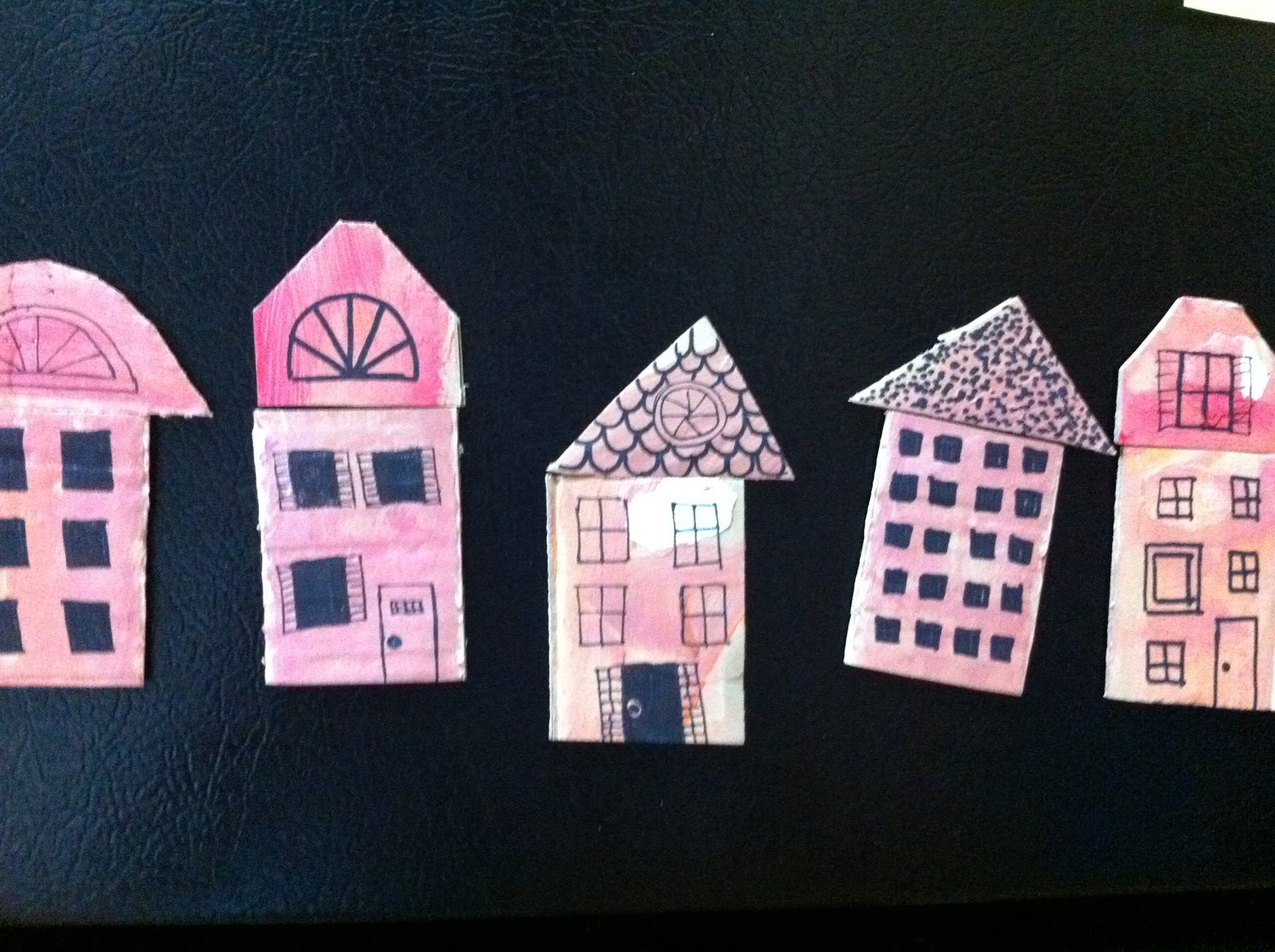 A childhood list 71 build your own cardboard house magnets for Building your own home checklist