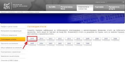Българска Фондова Борса - София
