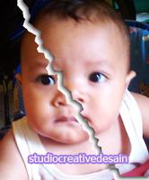 tutorial edit foto : cara membuat efek kertas robek dengan photoshop