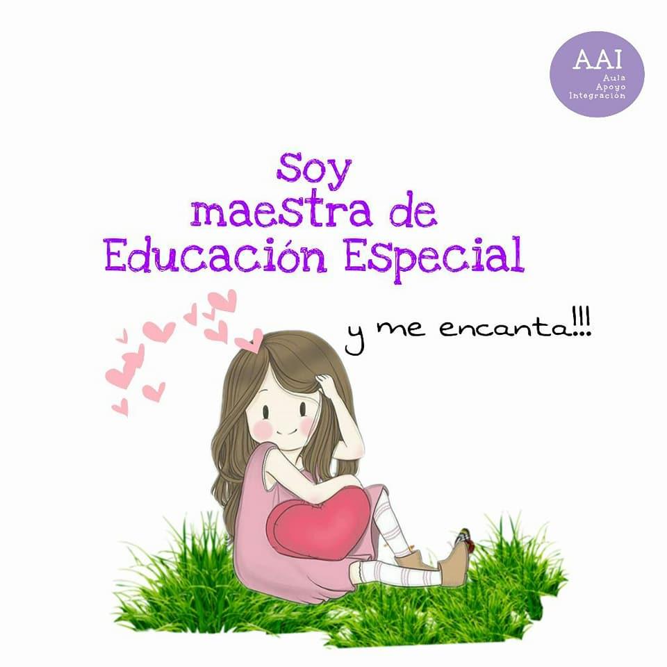 Maestra de Educación Especial