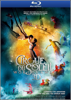 Cirque Du Soleil – Outros Mundos BluRay 1080p x264 - Dual Áudio + Legenda