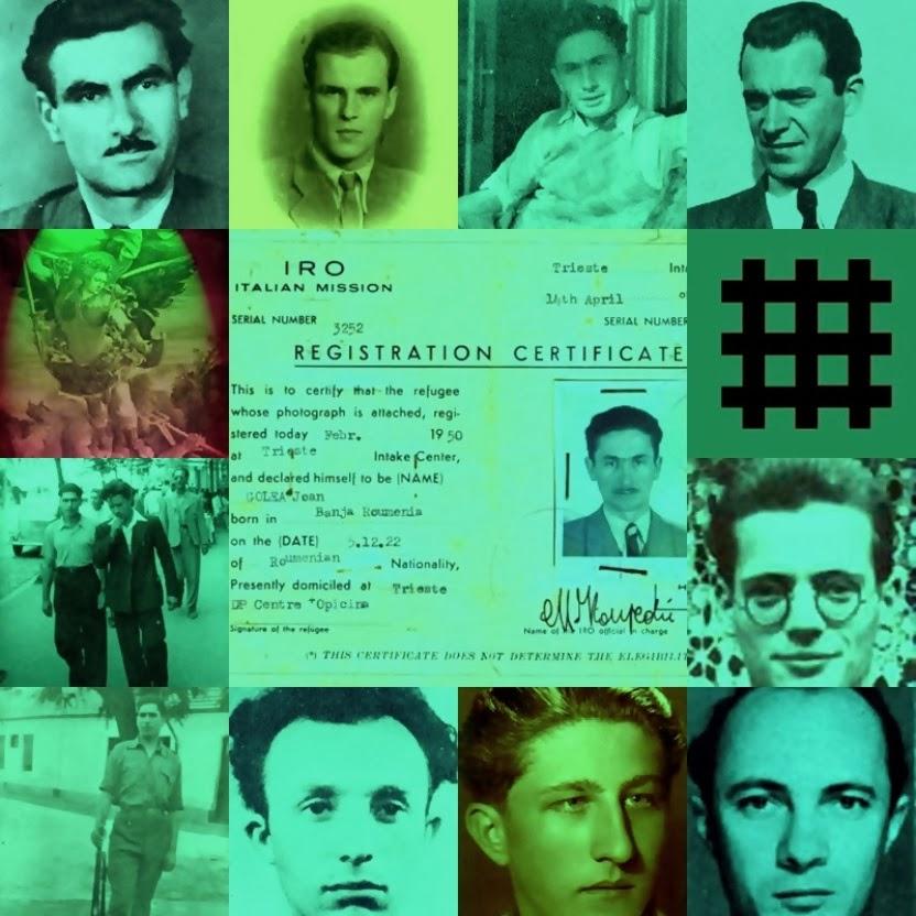 Legionarii parasutati: 1951 - 1953 - executați de comunişti la Jilava - Apasati click pe imagine