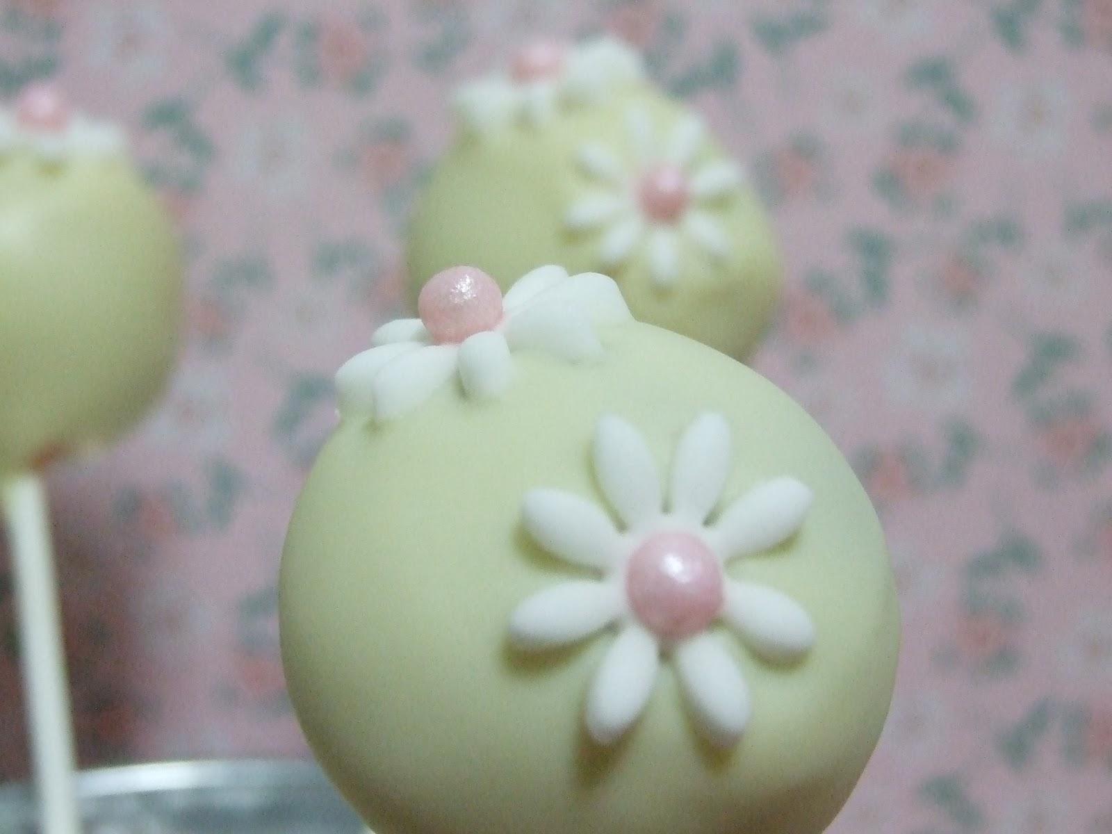 Muy Sweet: Cake Pops de Red Velvet