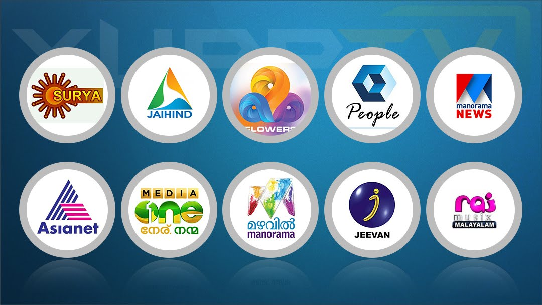 Malayalam TV Channels