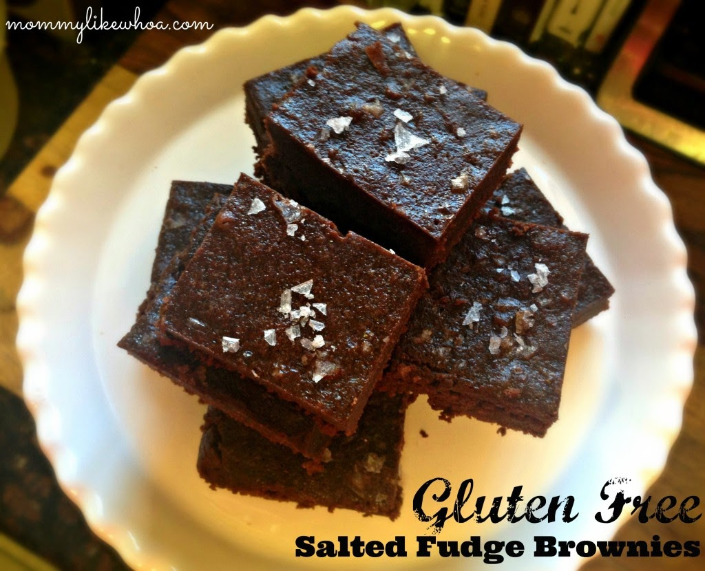 http://mommylikewhoa.com/2014/04/gluten-free-salted-fudge-brownies/