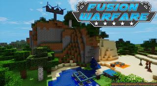 Fusion Warfare Mod para Minecraft 1.7.10 (Actualización)