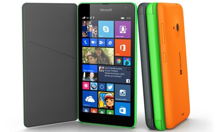 Come salvare screenshot su Microsoft Lumia 535 - Come fare foto schermo - catturare schermata