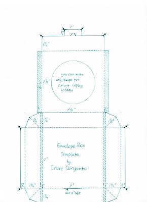 My Envelope Box template