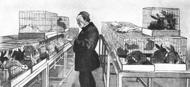 Louis Pasteur, biologo frances