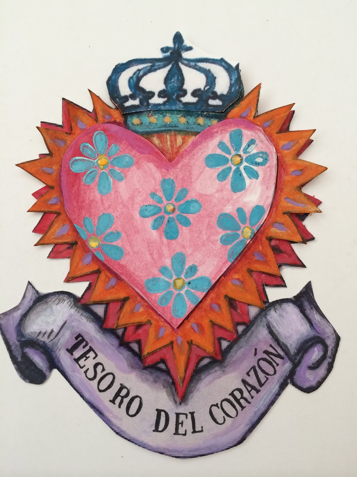 Tesoro Del Corazon