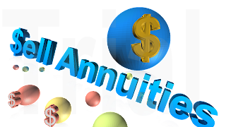 sell annuities with Bigger payments