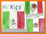 MéxicoBANDERA y LEYENDAS (escanear )