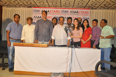 tamanna at racha axe presentation cute stills