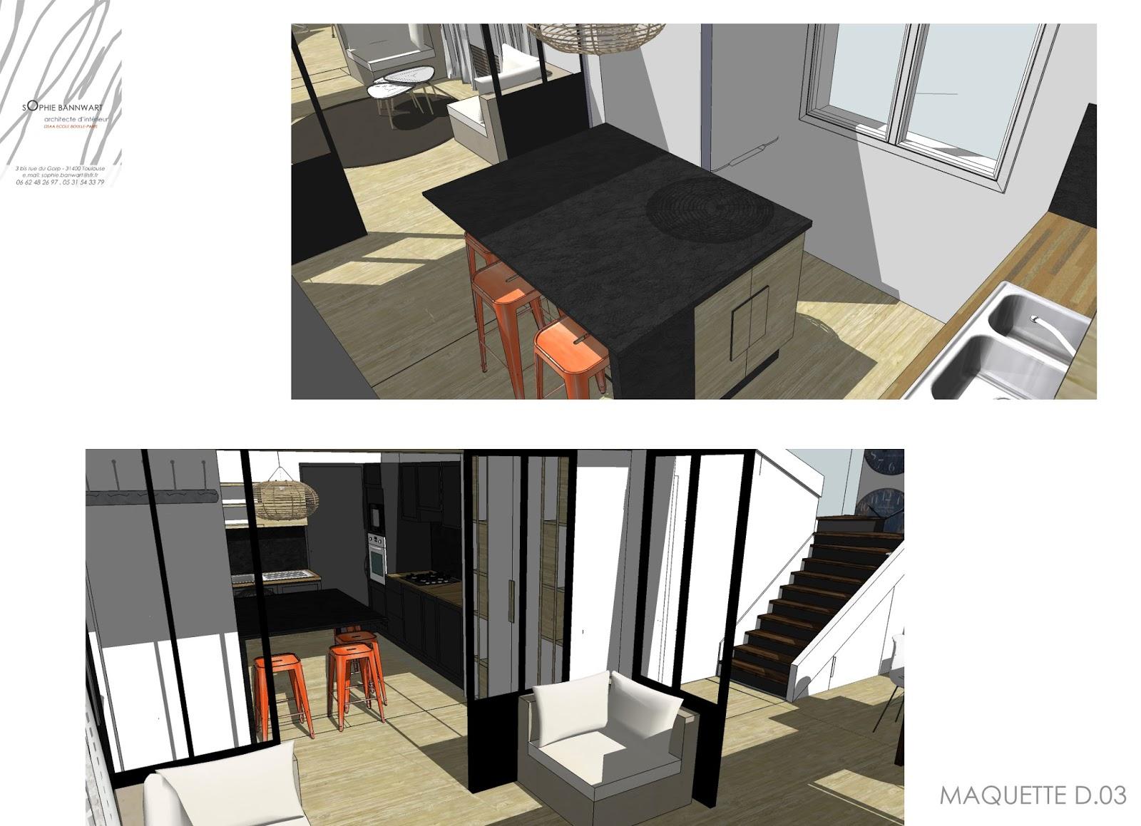 Sophie bannwart architecte d 39 int rieur for Architecte d interieur france 5