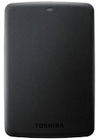 Buy Toshiba Canvio Basics 3 TB External Hard Disk (Black) at Rs. 8,596 : BuyToEarn