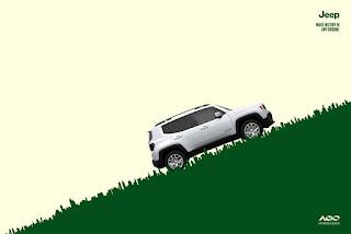 Nova campanha da 11:21 para AGO Jeep