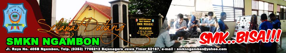 SMK Negeri Ngambon