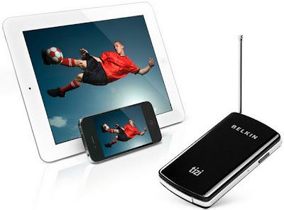 Belkin Tizi Mobile TV
