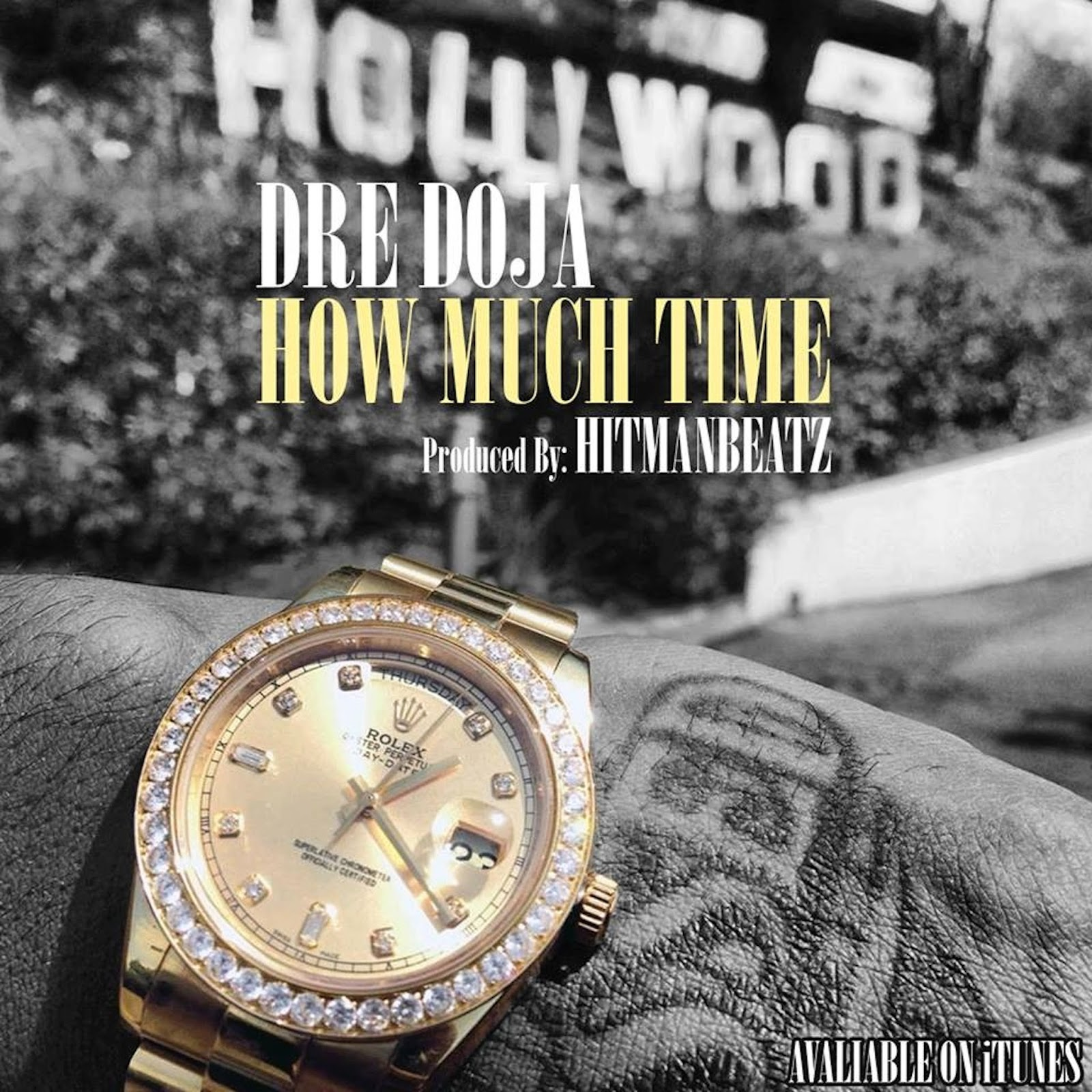 Dre Doja - How Much Time