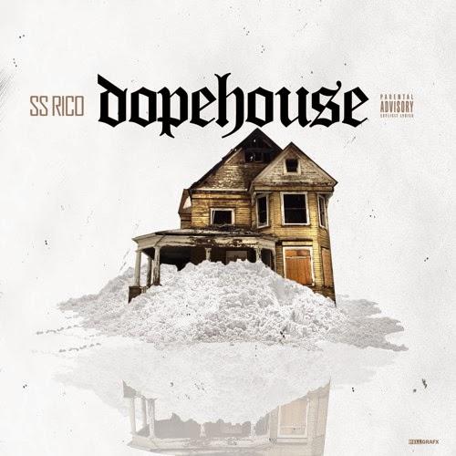 "Ss Rico - ""Dope House"" Freestyle / www.hiphopondeck.com"