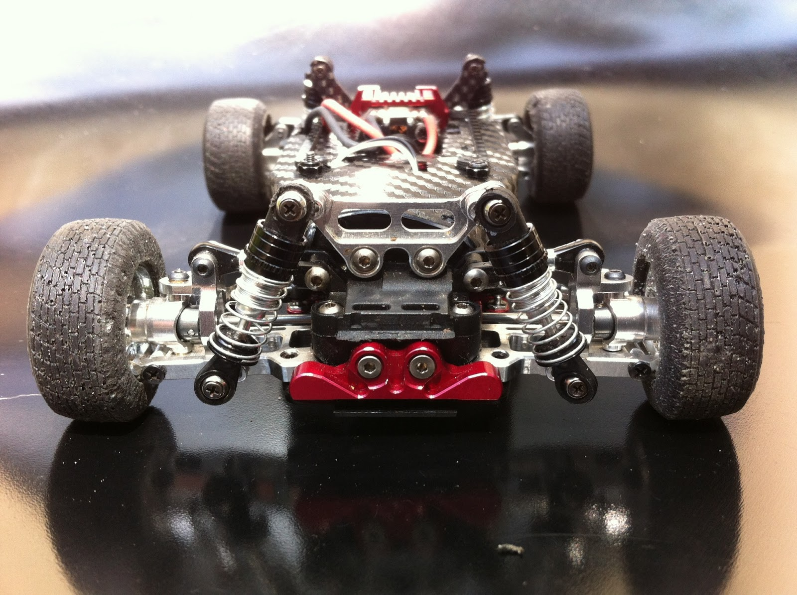 Kyoshosan Amazing Ford Coupe Mini Z Mod From France Pn Racing V2 Rc Printed Circuit Board Assembly Mr03 Setting Source Beavis