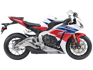 Gambar Motor Honda 2013 CBR1000RR 2