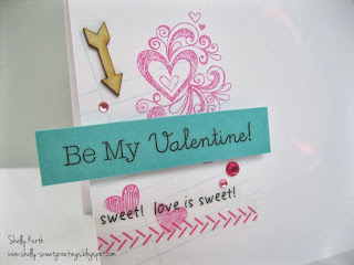 SRM Stickers - Valentines by Shelly - #Valentines #cards #stickers #twine