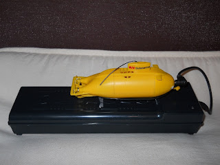 mini submarino radio control marca wsn