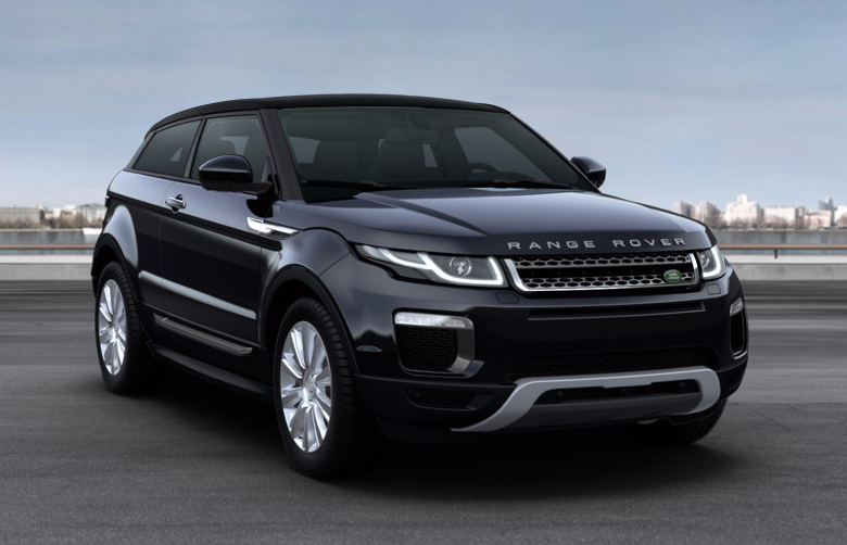 Range Rover Evoque Restyl 233 2017 Couleurs Colors