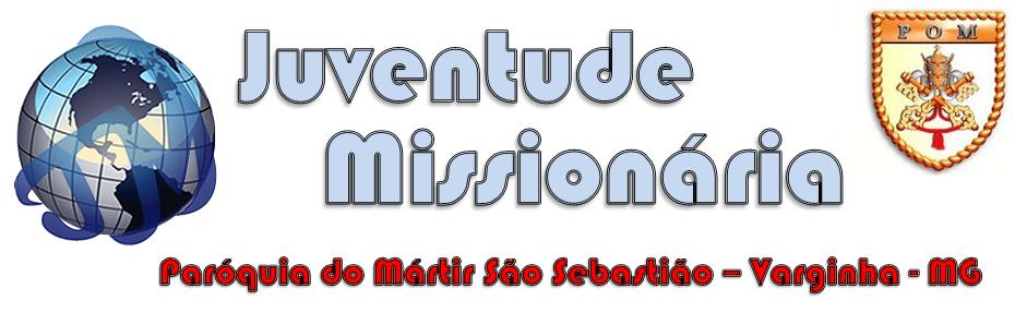 Juventude Missionária Paróquia do Mártir
