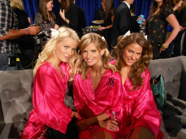 Backstage Fashion Show Duties