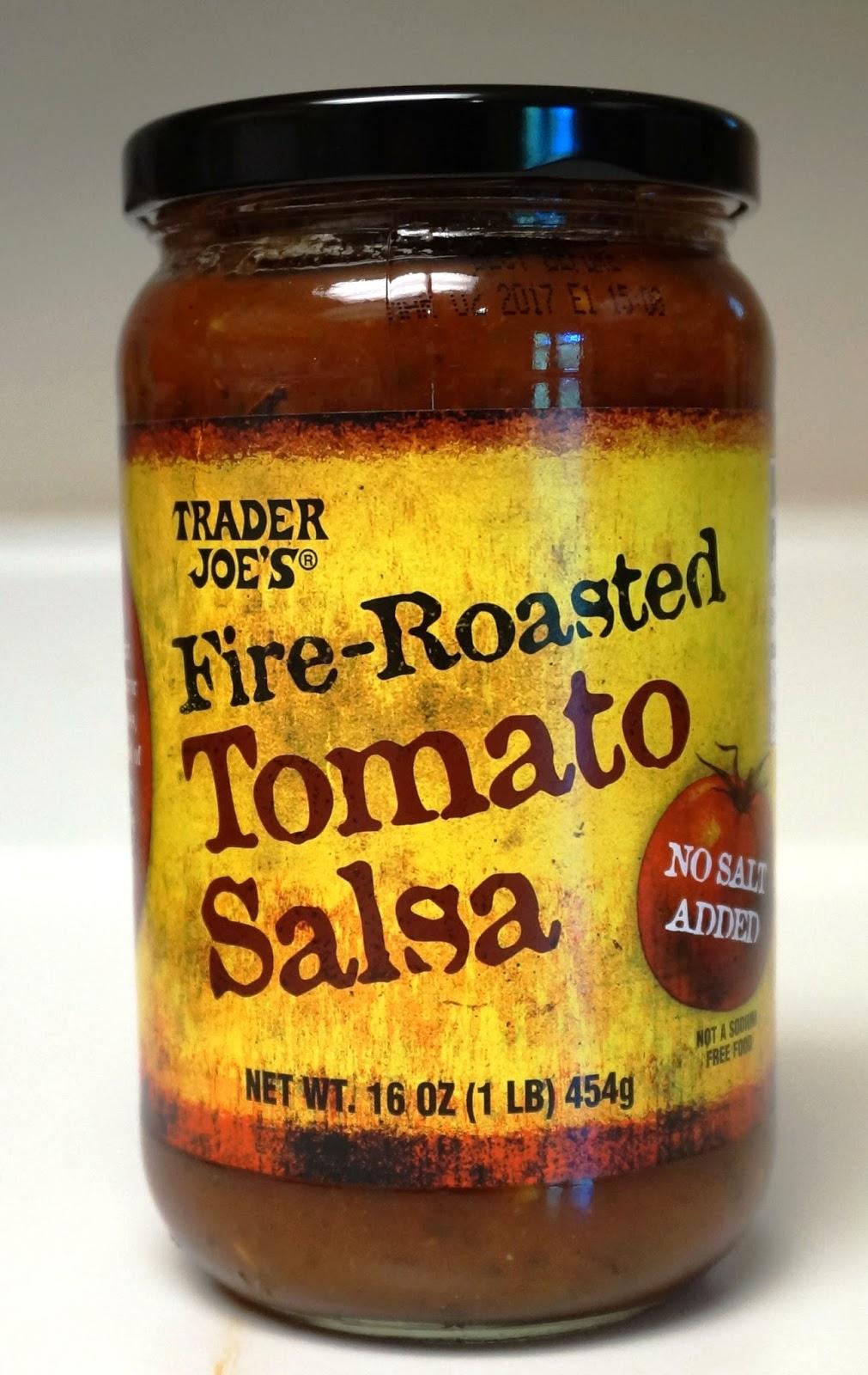 Exploring trader joe 39 s trader joe 39 s fire roasted tomato salsa for Trader joe s fish