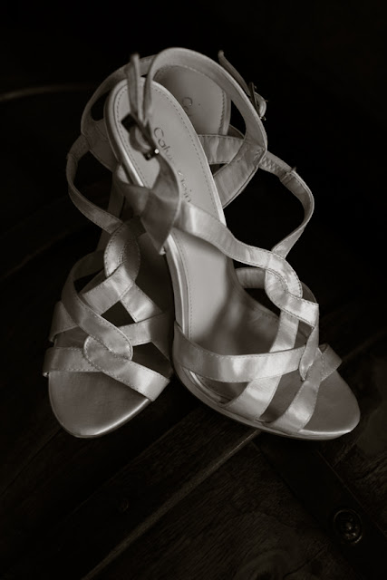 Wedding Shoes Stone Manor COuntry Club| Whysall Photography