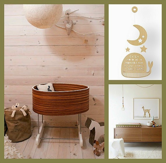 Nursery ideas on Pinterest