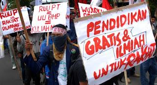 RUU PT Merusak Jantung Negara Indonesia
