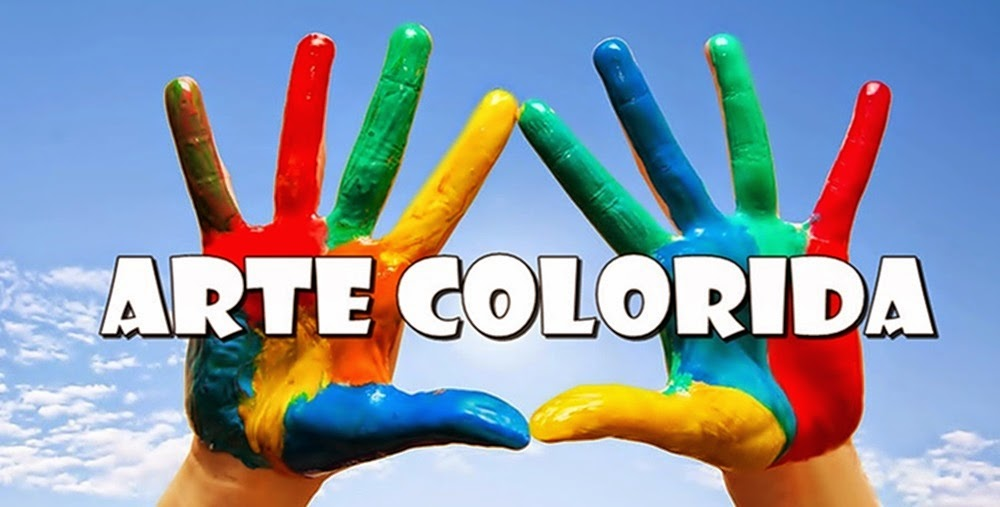 *Arte Colorida* Artesanato em EVA e Feltro