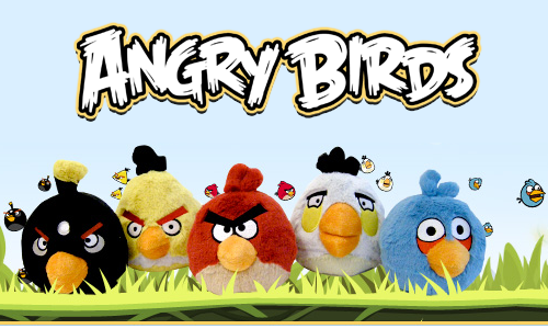 Games : [Flash] Angry Birds Lite (Lebih Dari 80 Levels)